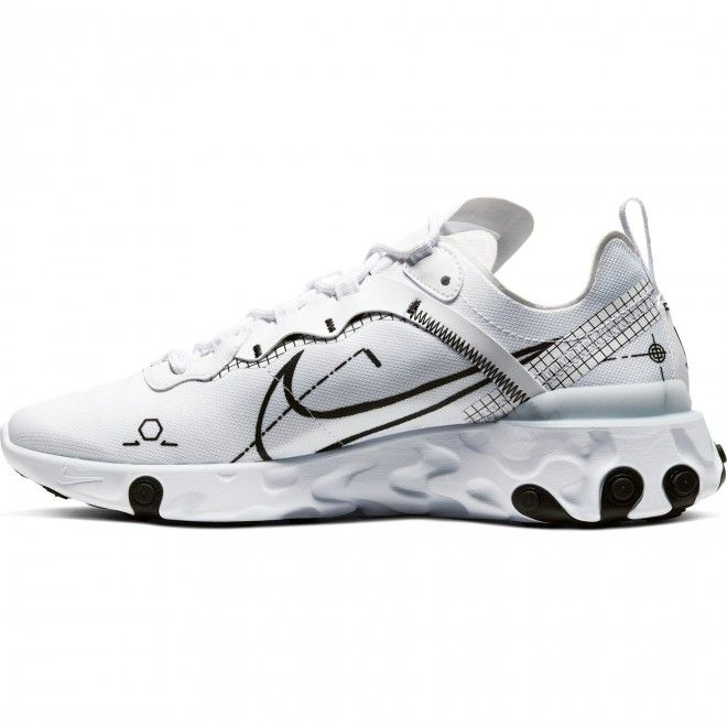 NIKE REACT ELEMENT 55 CU3009-100