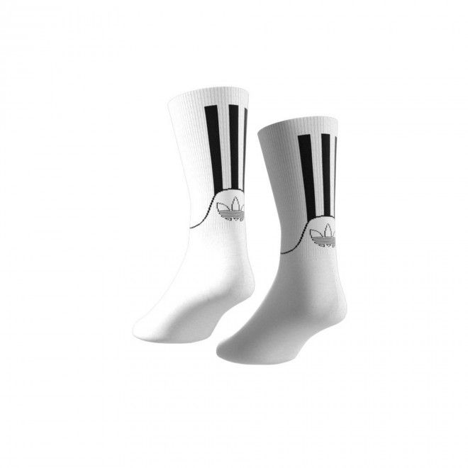Adidas Meias Sprt Crw 2P Fm0715