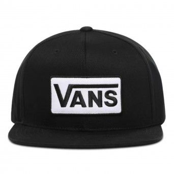 CAP VANS PATCH VN0A45FIBLK1