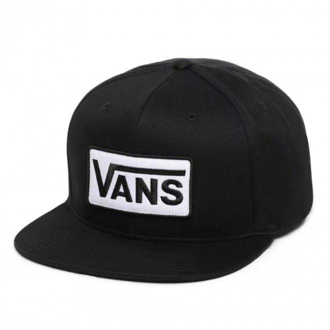 CAP VANS PATCH VN0A45FIBLK1