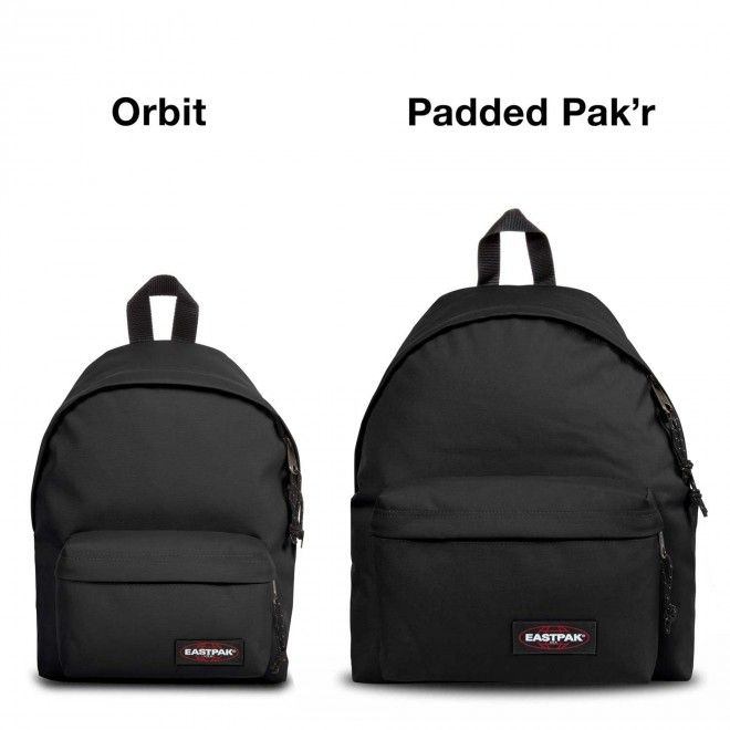 EASTPAK ORBIT BLK EK043008