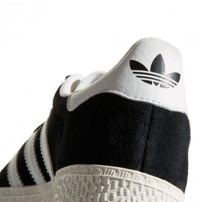 Sapatilhas Adidas Gazelle C Criança Preto Camurça Bb2507