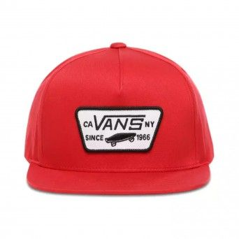 CAP VANS FULL PATCH VN000U8GIZQ1