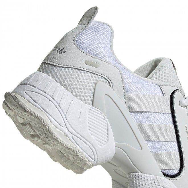 Sapatilhas Adidas Eqt Gazelle Unissexo Branco Malha Pele Ee7744