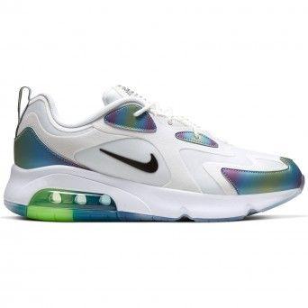 Sapatilhas Nike Air Max 200 20 Branco Sintético Masculino CT5062-100