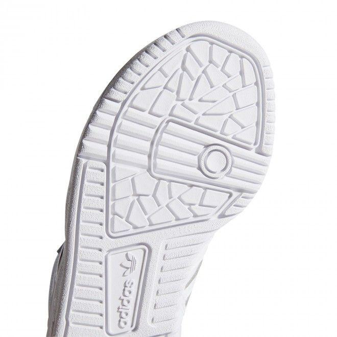 Sapatilhas Adidas Rivalry Low C Criança Branco Ef7108