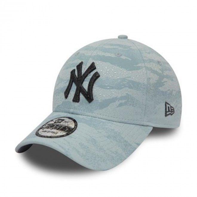 New Era Cap New York Yankees Cinzento Unissexo Poliéster 12134695