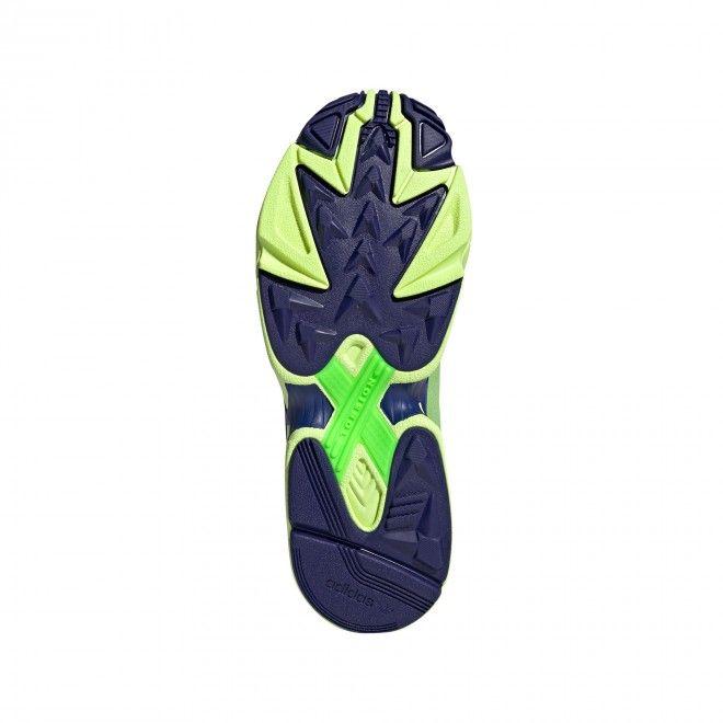 Sapatilhas Adidas Yung-1 Masculino Verde Camurça Eg2922