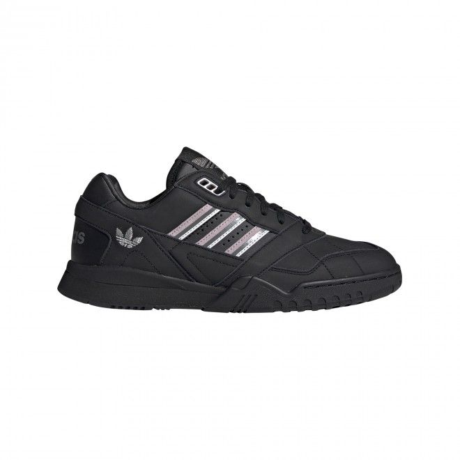 Sapatilhas Adidas A.R.Trainer Masculino Preto Couro Ee5412