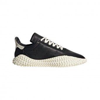 Sapatilhas Adidas Kamanda Masculino Preto Couro Ee5650