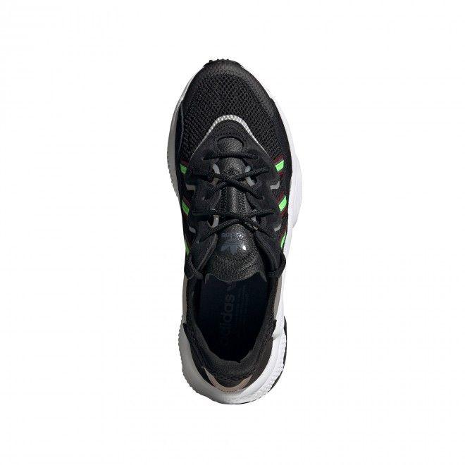 Sapatilhas Adidas Ozweego Unissexo Preto Malha Ee7002