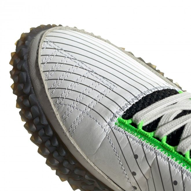 Sapatilhas Adidas Kamanda Unissexo Branco Tecido Poliéster