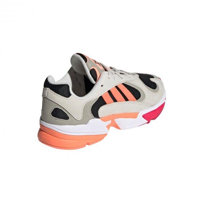 Sapatilhas Adidas Yung 1 Unissexo Bege Camurça Ee5320