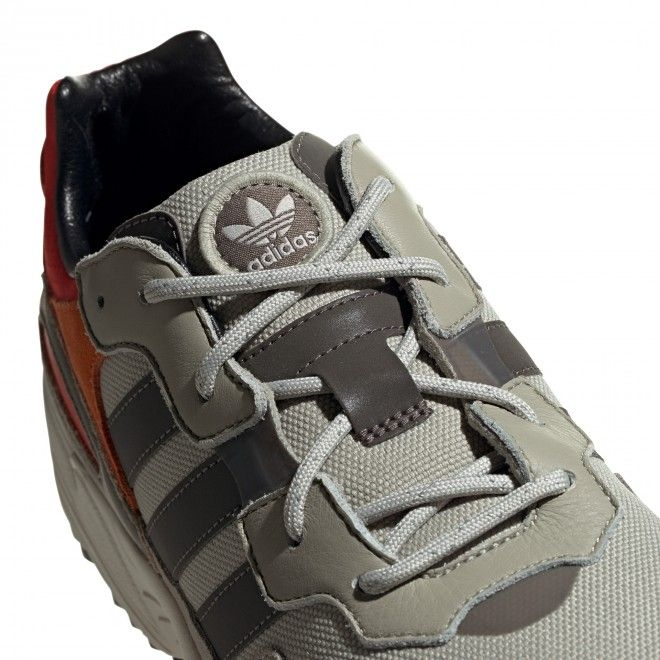 Sapatilhas Adidas Yung-96 Trail Masculino Cinzento Nylon Camurça Ee6668