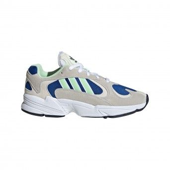 Sapatilhas Adidas Yung 1 Bege Unissexo Couro EE5318