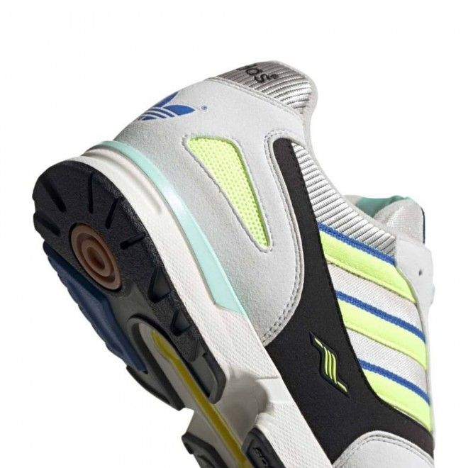 Sapatilhas Adidas Zx 4000 Masculino Branco Camurça G27899