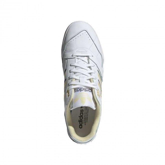 Sapatilha Adidas A.R.Trainer Masculino Branco Pele