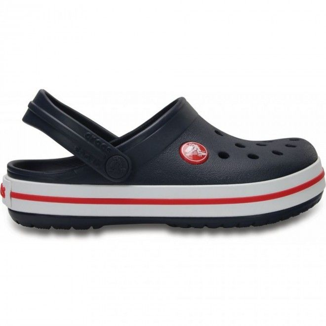 CROCBAND CLOG KIDS 204537-485