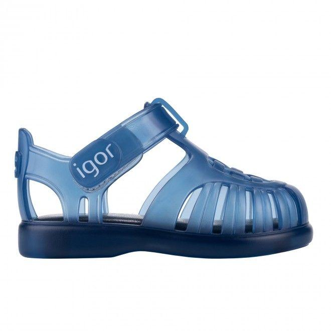 Igor Sandálias Tobby Velcro S10233-063