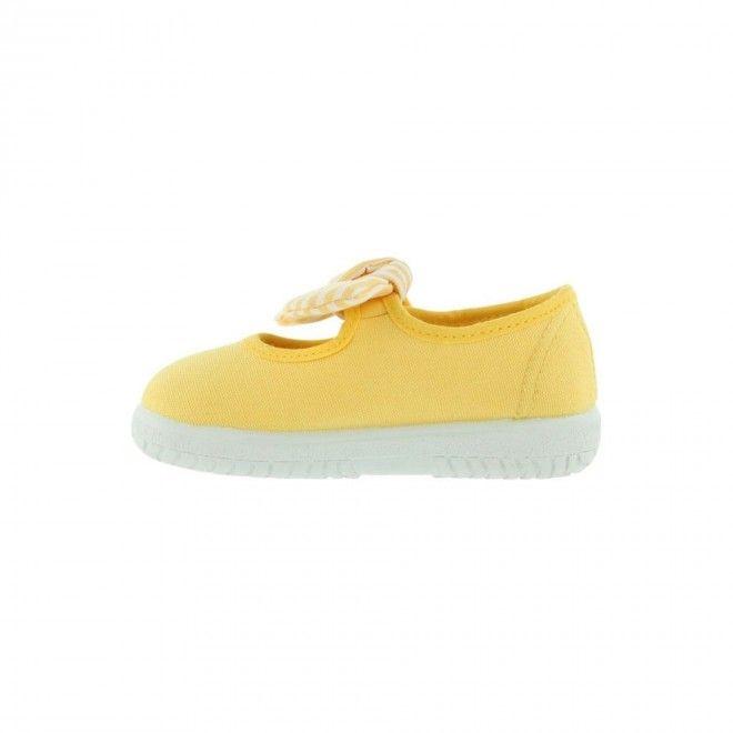 Sapato Victoria Amarelo 105110