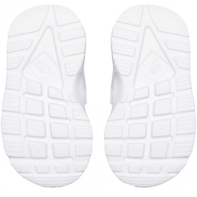 Sapatilhas Nike Huarache Run Ultra Criança Branco Malha 859594-100