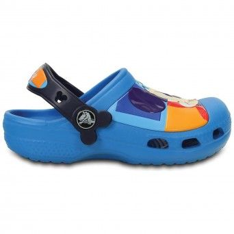 Crocs Mickey Colorblock Colck Clog K