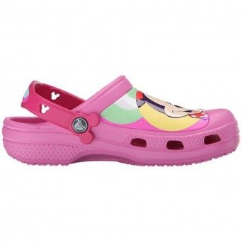 Crocs Minnie Colorblock Clog k