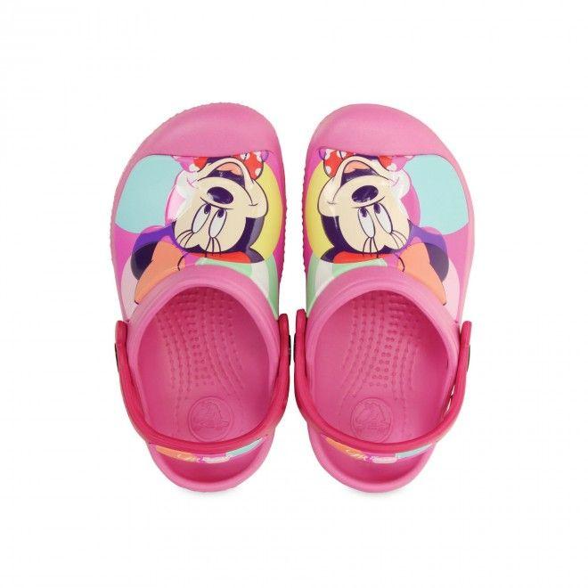 Crocs Minnie Colorblock Clog k