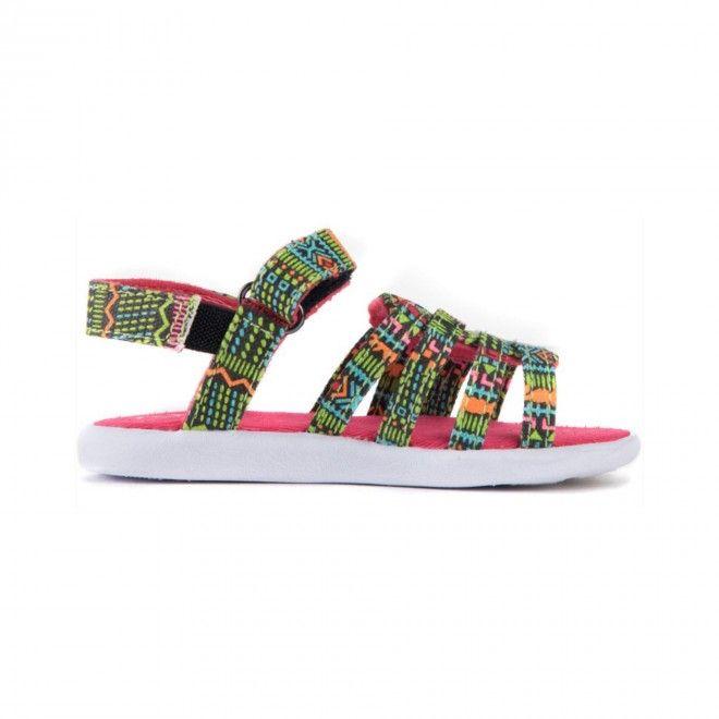 Sandálias Toms  Black Tribal Multicolor Criança Tecido 10007743