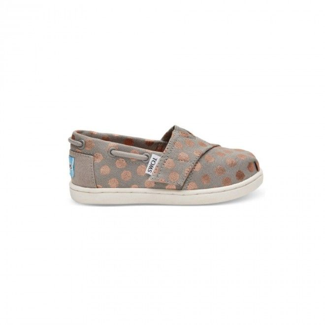 TOMS ALPARCATAS ROSE GOLD 10010053