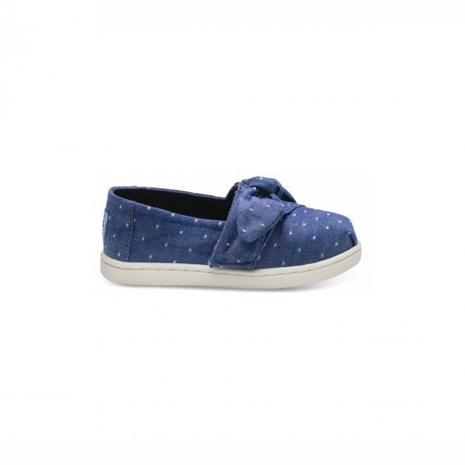 TOMS ALPERCATA BLUE DOT 10011441