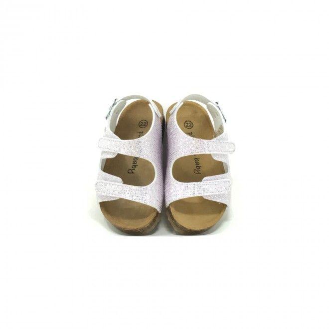 Sandálias Plakton Alaska Lilac