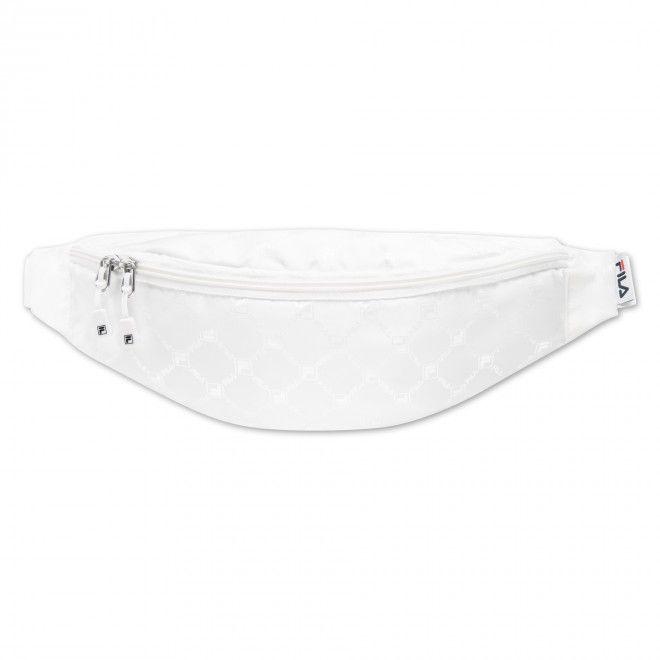 Bolsa Fila Waist Bag Henrik Unissexo Branca Poliéster 685090-F50