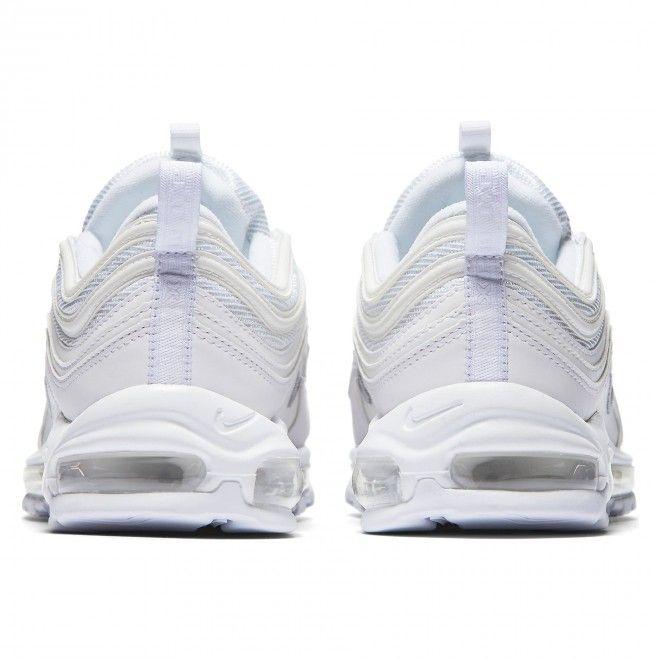 Sapatilhas Nike Air Max 97 Masculino Branco Malha Sintético 921826-101