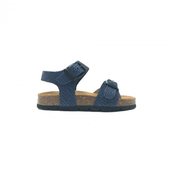 Sandálias Plakton Zomby Papiro Azul