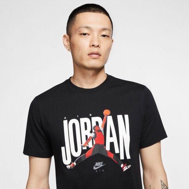 JORDAN T-SHIRT PHOTO SS CJ6304-010