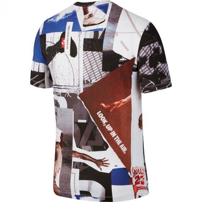 Jordan T-Shirt Photo Cre Cj6298-100