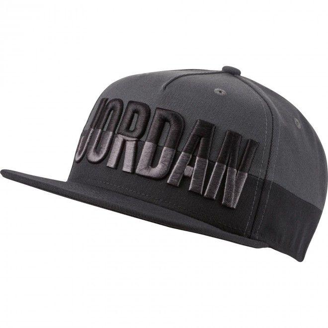 Boné Jordan Pro Poolside Unissexo Preto Poliéster Cu6560-010