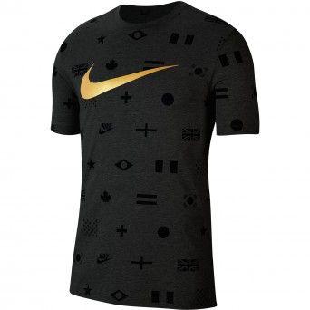 Nike T-Shirt Tee Preheat Ct6556-010