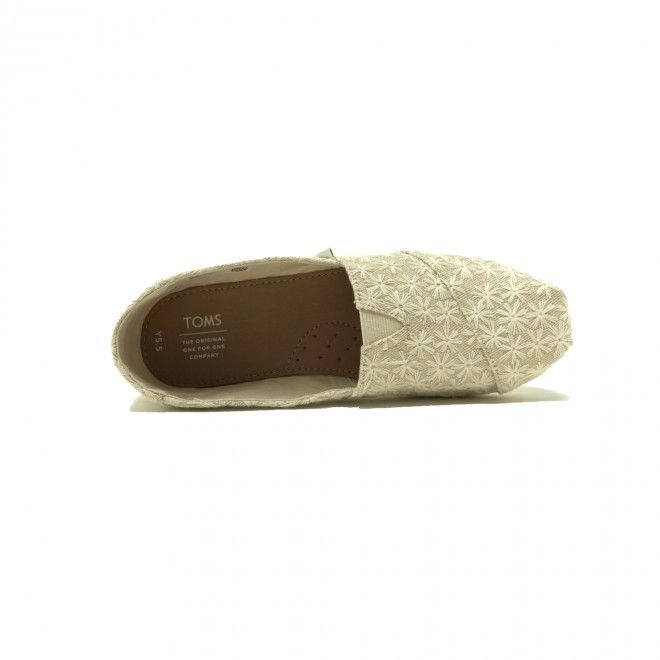 TOMS ALPERCATA NATURAL 10011459
