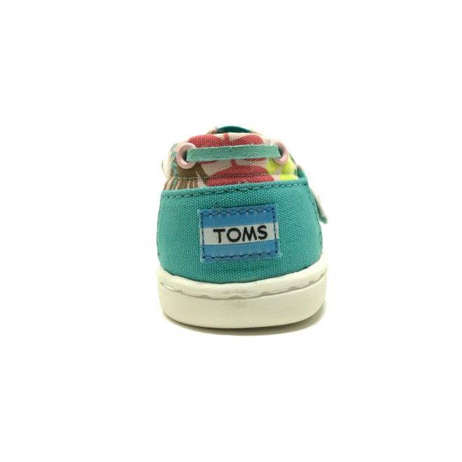 TOMS ALPARGATA PINK TROPICAL 10010052