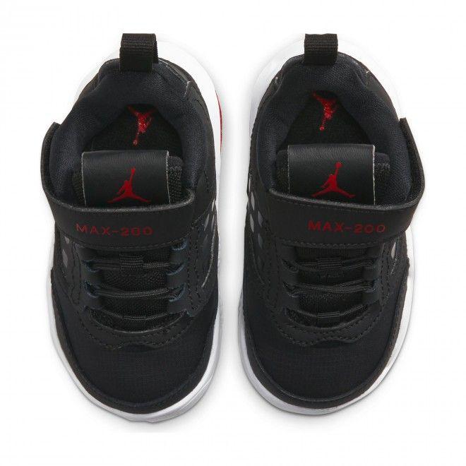 Sapatilhas Nike Jordan Max 200 Bt Criança Preto Tecido Cu1061-006