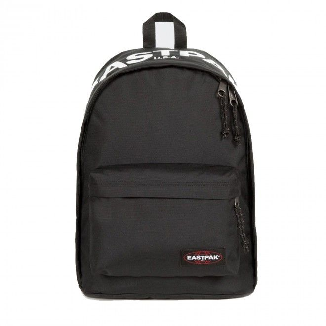 Mochila Eastpak Out Of Office Unissexo Preto Poliéster