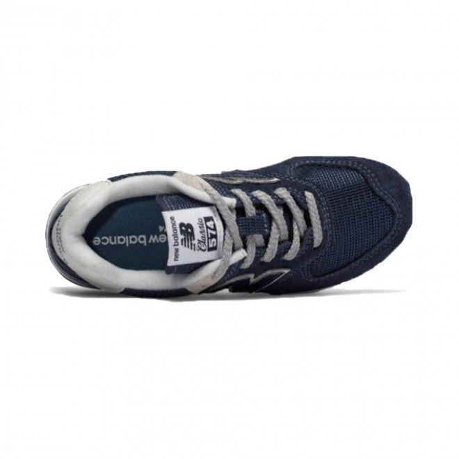 Sapatilhas New Balance 574 Unissexo Azul Camurça Gc574Gv