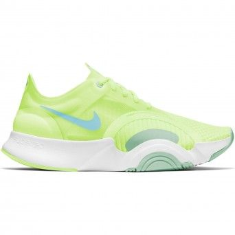 Sapatilhas Nike Wmns Superrep Go Feminino Verde Malha Cj0860-774