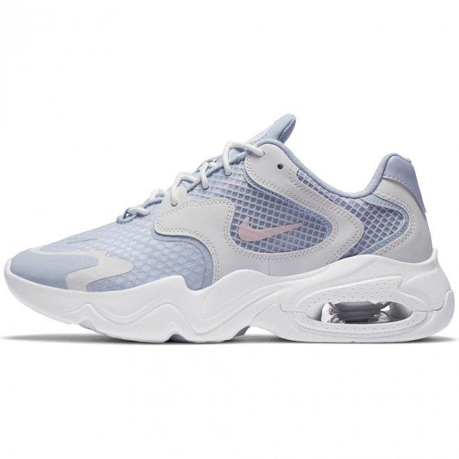 Sapatilhas Nike Wmns Air Max Advantage Feminino Branco Lilás Malha 4 Ck2947-002