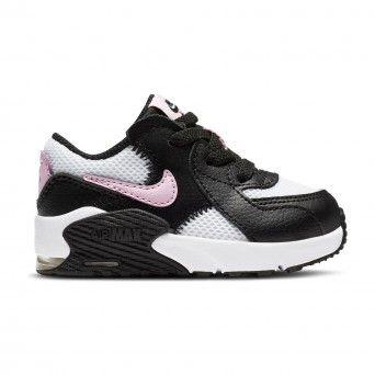 Sapatilhas Nike Air Max Excee TD Criança Feminino Preto Couro Cd6893-004