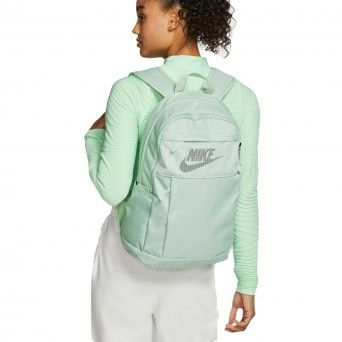 Mochila Nike Elemental Unissexo Verde Poliéster Ba5878-321