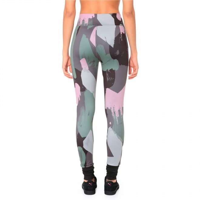 LEGGINGS PUMA CHASE AOP IRON 57693314