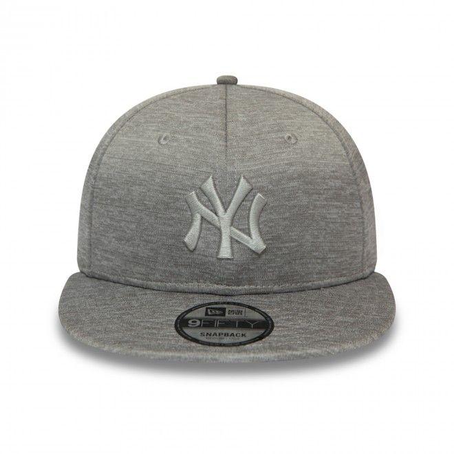 Boné New Era New York Yankees Unissexo Cinzento Poliéster 12285271